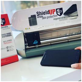 Silhouette cutter CAMEO 4 ShieldUp  Μηχάνημα κοπτικό για ειδικές ζελατίνες προστασίας + Εφαρμογή Android + Αξεσουάρ