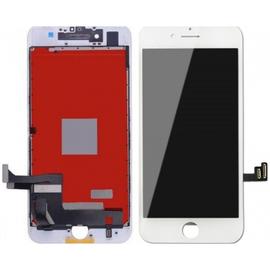 Γνήσια Original Iphone 8 Lcd Display Οθόνη + Digitizer Touch Screen Οθόνη Αφής White (Pulled By foxconn)