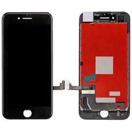 Γνήσια Original Iphone 8 Lcd Display Οθόνη + Digitizer Touch Screen Οθόνη Αφής Μαύρο Black (Pulled By foxconn)