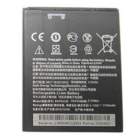 Γνήσια Original HTC Desire 620 Μπαταρία Battery 2100mAh Li-Pol (Bulk) BOPE6100