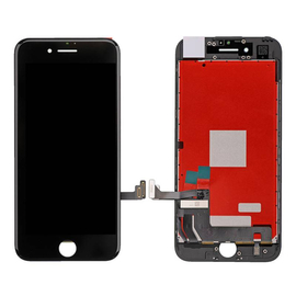 Γνήσια Original Iphone 7, Iphone7 (A1778, A1660, A1780, A1779, A1853, A1866) Lcd Display Οθόνη + Digitizer Touch Screen Οθόνη Αφής Μαύρο Black (Pulled By foxconn)