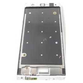 Γνήσιο Original Huawei Nova Smart Μεσαίο Πλαίσιο Middle Frame white