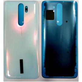 HQ OEM Xiaomi Redmi Note 8 Pro Back Rear Battery Cover Καπάκι Κάλυμμα Μπαταρίας Pearl White