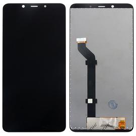 OEM HQ Nokia 3.1 Plus (TA-1117) LCD Display Screen Οθόνη + Touch Screen Digitizer Μηχανισμός Αφής Black (Grade AAA+++)