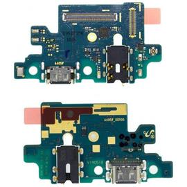 Γνήσιο Original Samsung Galaxy SM-A405F Galaxy A40 2019 Καλοδιοταίνια Φόστισης Sub Type-C USB Plug Charging Board (Charging Dock Flex)
