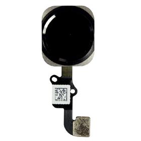 iPhone 6 & 6 Plus Home Button + Flex Cable Black